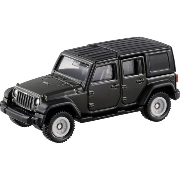 <イオンのキッズ通販> ミニカー・乗り物なら NO.80 Jeep ラングラー ブリスターパッケージ