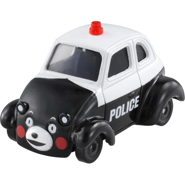 ミニカー・乗り物なら ドリームトミカ くまもんのパトロールカー
