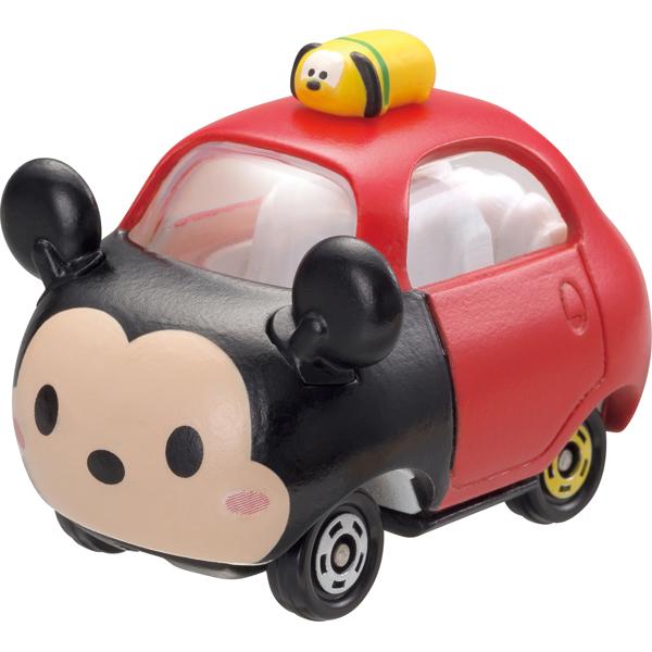 ミニカー・乗り物なら ディズニーモータース ツムツム DMT-01 ミッキーマウス ツムトップ