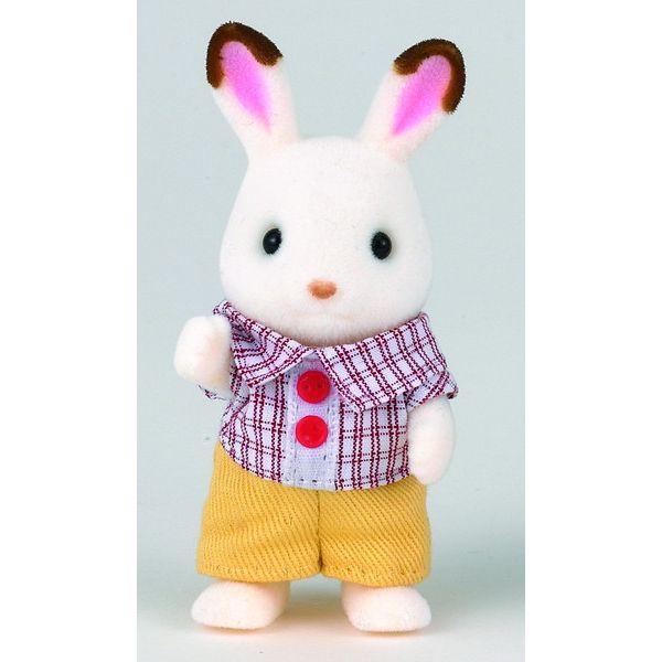 キャラクター シルバニアのショコラウサギの男の子