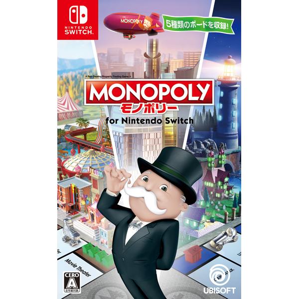 【お一人さま1点限り】Nintendo Switch モノポリー for Nintendo Switch