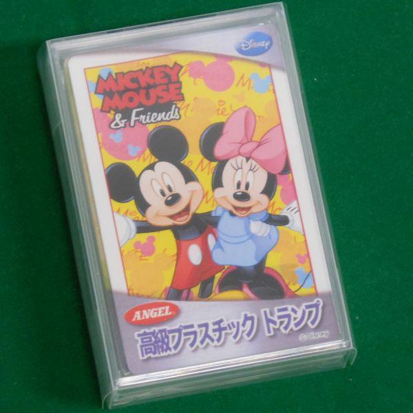 プラスチックトランプ ミッキーマウスSPMM5