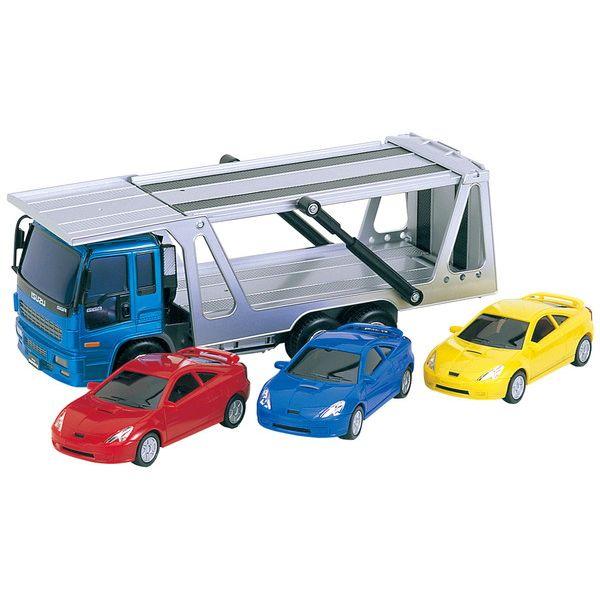 ミニカー・乗り物なら ISUZU GIGA ジュニアキャリアカー