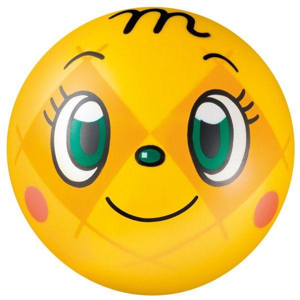 知的玩具なら アンパンマン 顔ボール5号(メロンパンナ)