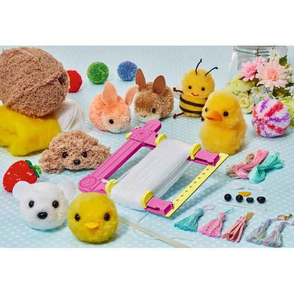 【編み物】ラブあみボンボンメーカー