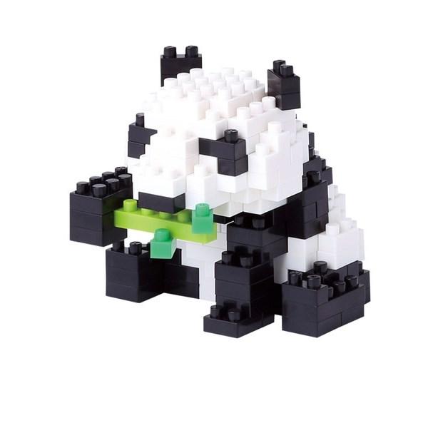 【nanoblock】 ジャイアントパンダ