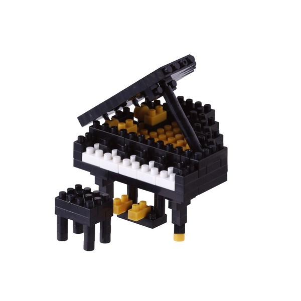 ブロック・積み木なら グランドピアノ
