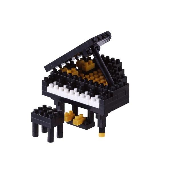 【nanoblock】 グランドピアノ