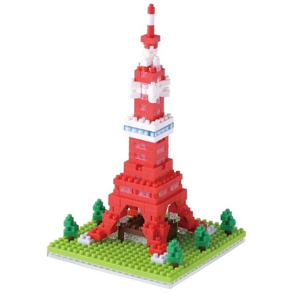 【nanoblock】 東京タワー