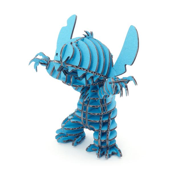 【ディズニー】d-torso スティッチ095 ブルー