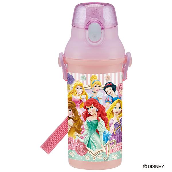 【早得】【予約】【新入学準備用品】【プリンセス】直飲プラワンタッチボトル プリンセス