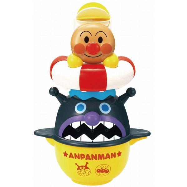 【ジョイパレット】アンパンマン コップでジャージャーおふろであそぼう!