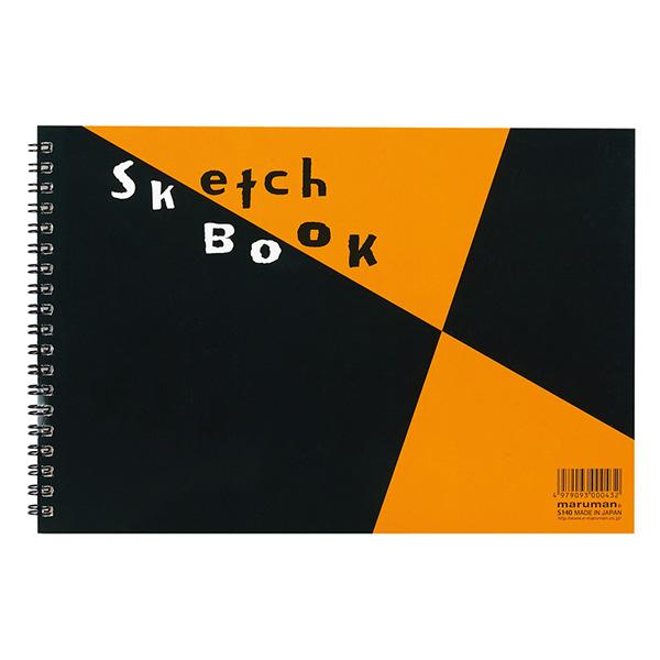 B5E スケッチブック 図案印刷シリーズ