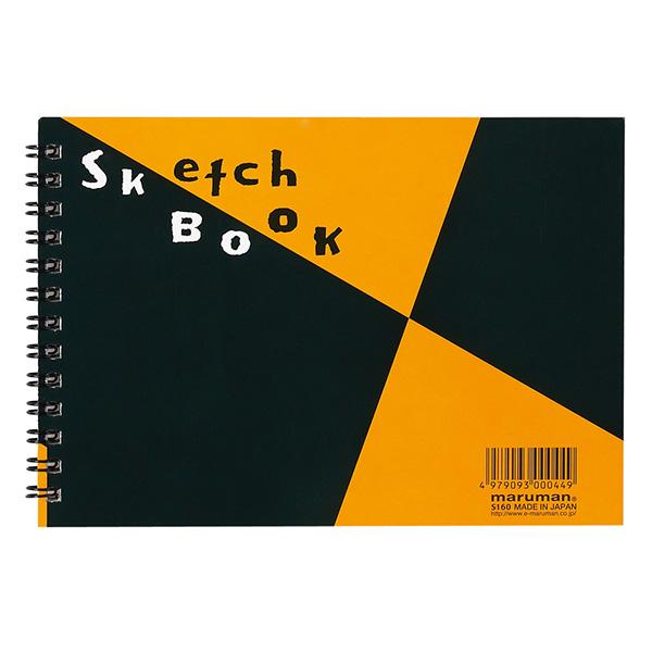 B6E スケッチブック 図案印刷シリーズ