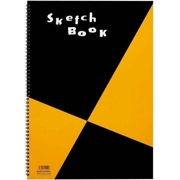 A3 スケッチブック 図案印刷シリーズ