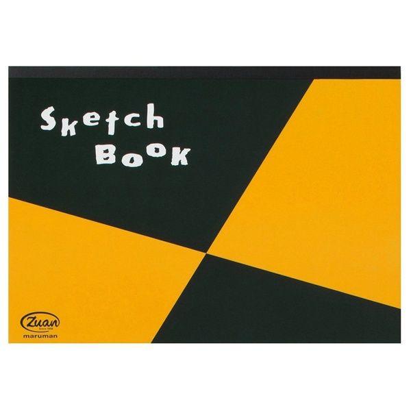 A4 スケッチブック 図案印刷シリーズ
