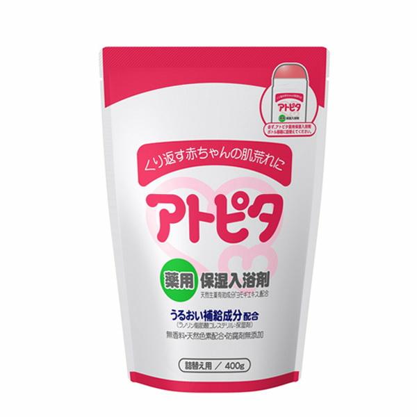 【アトピタ】丹平製薬 アトピタ 薬用入浴剤 詰替え用