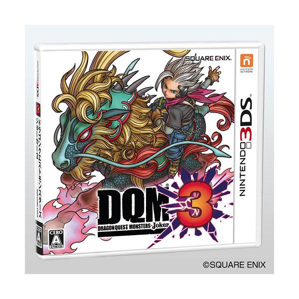 ドラゴンクエストモンスターズ ジョーカー3 (パッケージ版) 3DSソフト