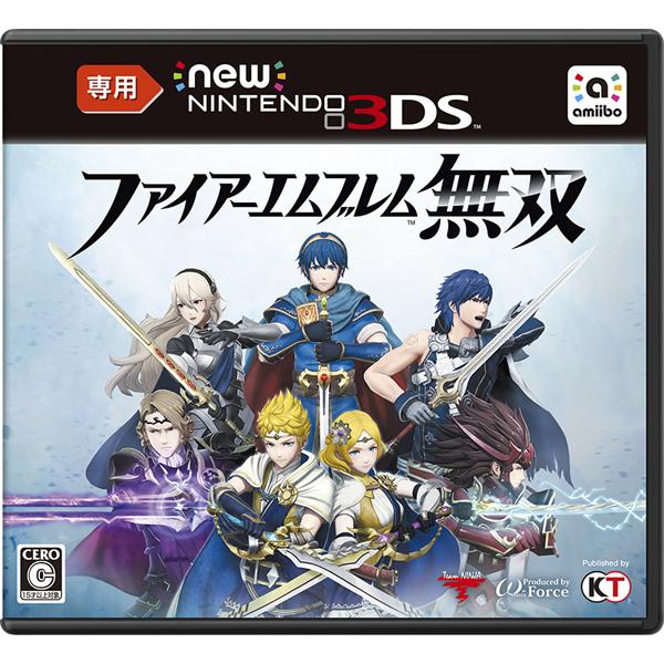 【お一人さま1点限り】3DSファイアーエムブレム無双 プレミアムBOX