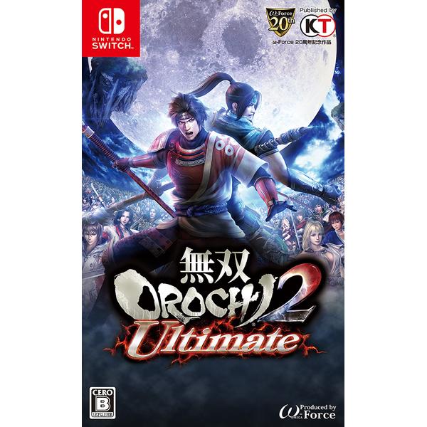 【お一人さま1点限り】Nintendo Switch 無双OROCHI2 ULTIMATE