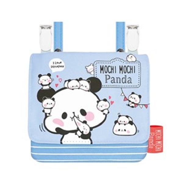 【早得】【予約】【新入学準備用品】ポケットポーチパンダ