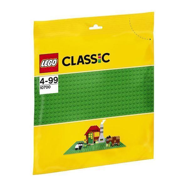 【レゴ】10700 クラシック・基礎板(グリーン)