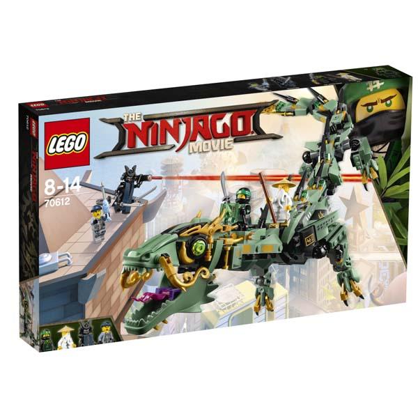 レゴ(R)ニンジャゴー ロイドのメカドラゴン 70612