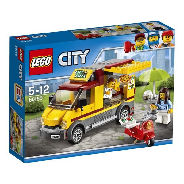 レゴ(R)シティ ピザショップトラック 60150