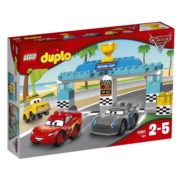 レゴ(R)デュプロ ピストンカップレース 10857
