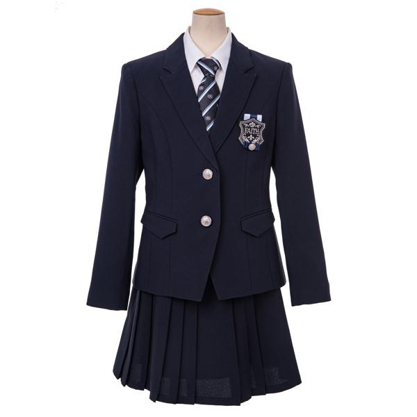 392fab847a3d1 上下共地スーツ コン 女の子 卒業スーツ アンサンブル フォーマル 6701-2591-19E