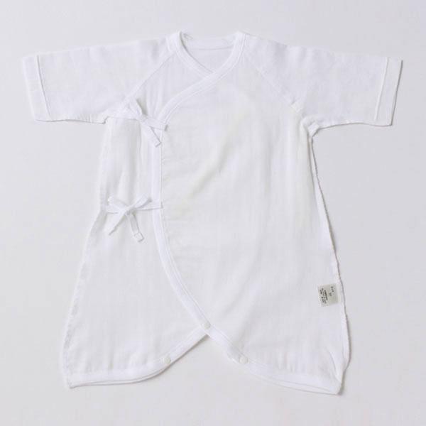 b4c342096e084 日本製ガーゼコンビ肌着(男女兼用) 2312290362019 新生児 乳児 肌着