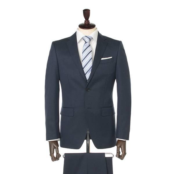SALE リンクルプロテクトスリム2パンツスーツ(メンズ) コイアオ