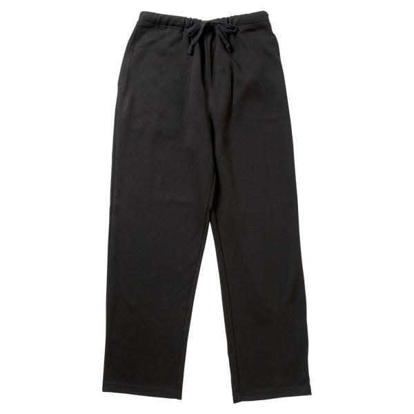 ニットロングパンツ(メンズ) ブラック