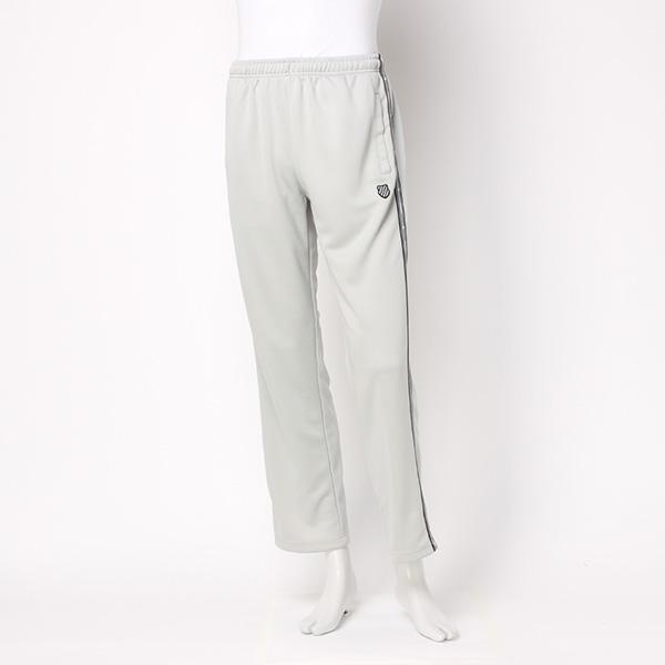 【Kスイス】トレーニングパンツ(メンズ) グレー